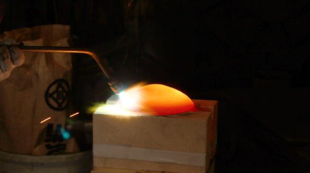 自溶性合金溶射